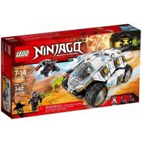Lego Ninjago Titanium Ninja Tumbler Set