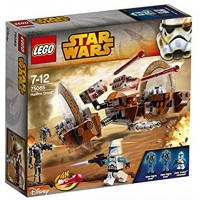 Lego Star Wars Attack Of The Clones Hailfire Droid Exclusive Set