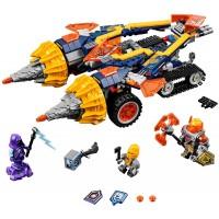 Lego Nexo Knights Axls Rumble Maker 70354 Building Kit 393