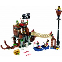 Lego Pirates Exclusive Limited Edition Set 6253 Shipwreck