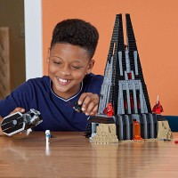Lego Star Wars Darth Vaders Castle 75251 Building Kit Includes Tie Fighter Darth Vader Minifigures