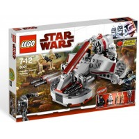 Lego Star Wars Set 8091 Republic Swamp