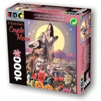 Tdc Games Eco Friendly Puzzle Coyote