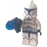 Lego Star Wars Phase 1 Clone Trooper With Printed