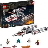 Lego Star Wars The Rise Of Skywalker Resistance Ywing Starfighter 75249 New Advanced Collectible
