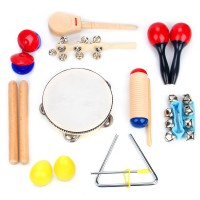 First Musical Band 18 pc Set for Toddlers