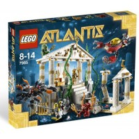 Lego Atlantis City Of Atlantis