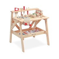 Giant Magnetic Workbench with 26 Accessories Set