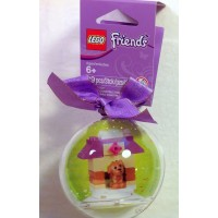 Lego Friends Christmas Ornament 29