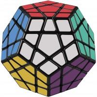 Dfantix Shengshou Megaminx Speed Cube 3X3 Dodecahedron Puzzle Toy