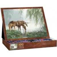 The Willow Pond 500 Piece Jigsaw