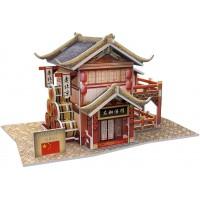 Cubicfun Cubic Fun 3D Puzzle Model China Flavor Longxiang Tavern