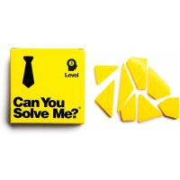 Can You Solve Me Tie Puzzle Challenging Tangram Iq Toy Brainteaser Mind Game For Children Adults
