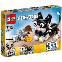 Lego Creator Cat And Mouse