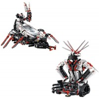 Lego Mindstorms Ev3 31313 Robot Kit With Remote Control Educational Stem Toy For Programming And