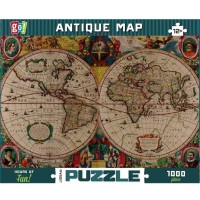 Go Games Antique Map 1000 Piece