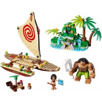 Lego Disney Princess Moanas Ocean Voyage 41150 Disney Moana