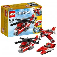 Lego Creator 31013 Red