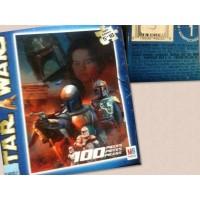 Boba Fett And Jango Fett Star Wars 100Piece Jigsaw