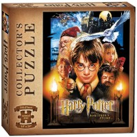 Usaopoly Harry Potter And The Sorcerers Stone Puzzle 550