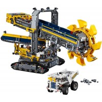 Lego Technic Bucket Wheel Excavator 42055 Construction