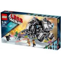 The Lego Movie Super Secret Police Dropship W 8 Minifigures