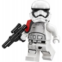 Lego Star Wars First Order Stormtrooper Officer Minifigure From