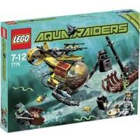 Lego Aqua Raiders Set 7776 The