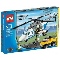 Lego City Limited Edition Set 3658 Police