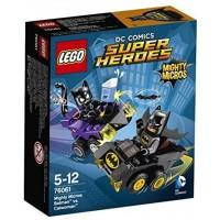 Lego Super Heroes Mighty Micros Batman Vs Catwoman