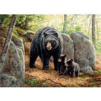 Cobble Hill Mama Bear Jigsaw Puzzle 1000