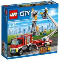 Lego City Fire Utility Truck Set