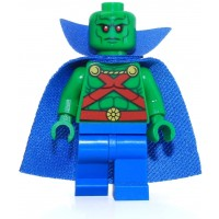 Lego Dc Martian Manhunter Minifigure