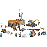Lego City Arctic Base Camp 60036 Building Toy Discontinued By