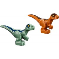 Lego Jurassic World Baby Dinosaurs Green Brown New For 2018 Very