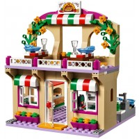 Lego Friends Heartlake Pizzeria 41311 Toy For