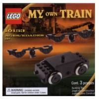 Lego My Own Train 10153 9V Train