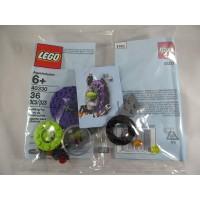 Lego Ufo Alien Spaceship Polybag Mini Build Set 40330 36