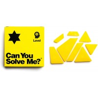 Can You Solve Me Star Puzzle Challenging Tangram Iq Toy Brainteaser Mind Game For Children Adults