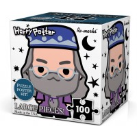 Remarks Harry Potter 100Pc Puzzle Cube
