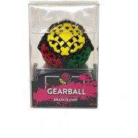 Gear Ball By Mefferts Speed Cube 3X3 Speed Cube Oneplayer Games Brain