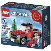 Lego Creator Tree Truck 2013 Limited Edition Holiday Set