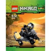 Lego Ninjago Mini Figure Set 30087 Cole Zxs Car