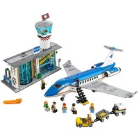 Lego City Airport Passenger Terminal 60104 Creative Play Building