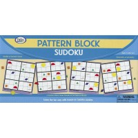 Didax Educational Resources Pattern Block Sudoku