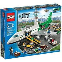 Lego City 60022 Cargo Terminal Toy Building Set Discontinued By