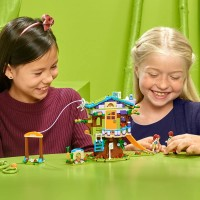 Lego Friends Mias Tree House 41335 Creative Building Toy Set Learning And Roleplay Gift 351