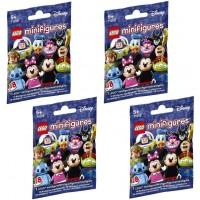 Lego Disney Minifigures Bundle Of 471012 Styles May