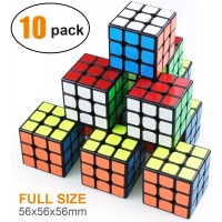 Full Size 33 Cube SetPuzzle Party Toy Ecofriendly Material With Vivid ColorsParty Favor School