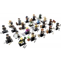 Lego Harry Potter Fantastic Beasts Minifigure Series Complete Set Of 22